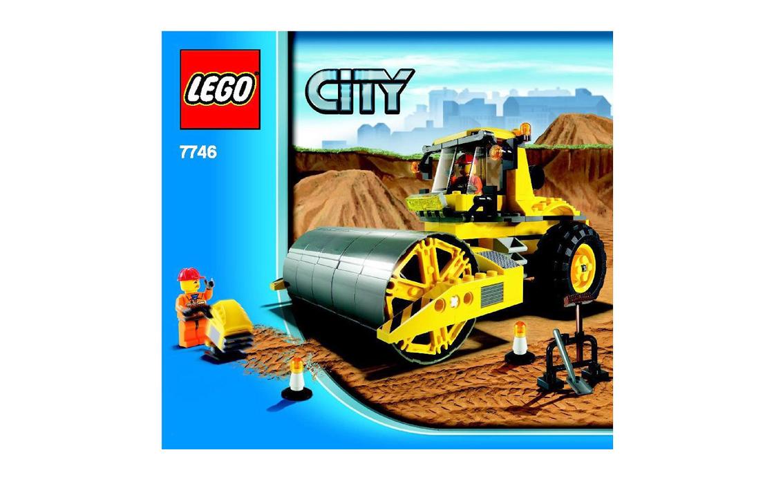 LEGO City Каток (7746)