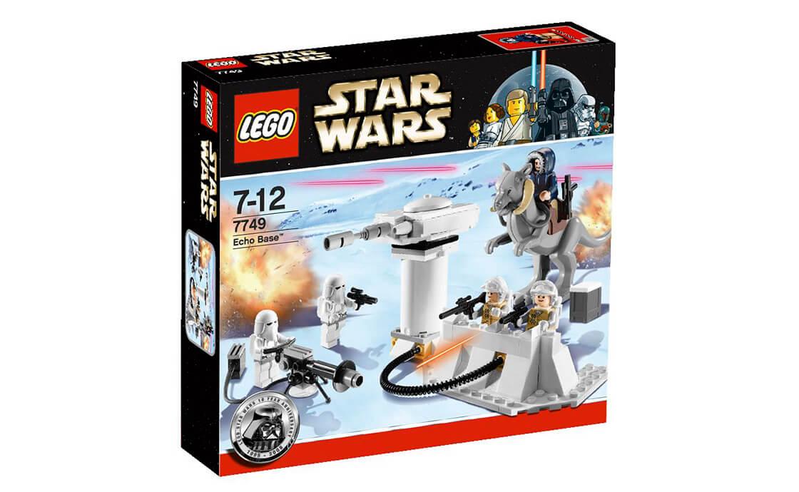 LEGO Star Wars База Эхо (7749)