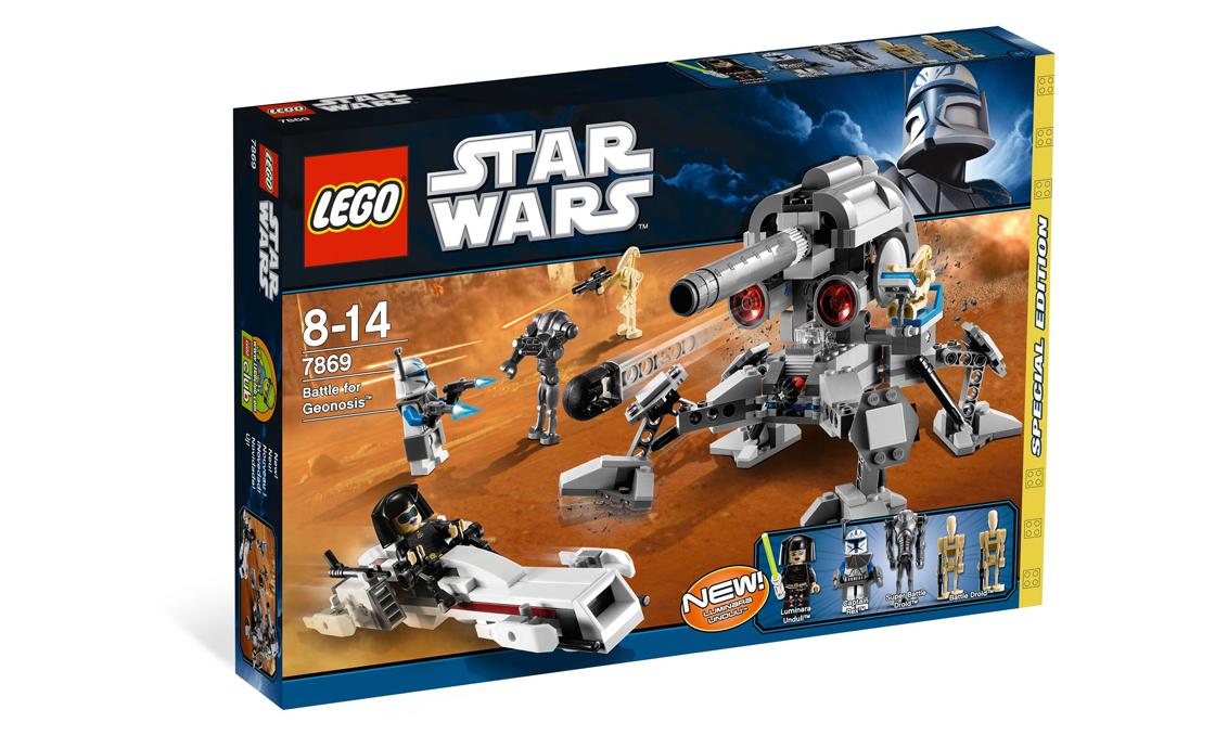 LEGO Star Wars Битва за Джеонозис (7869)