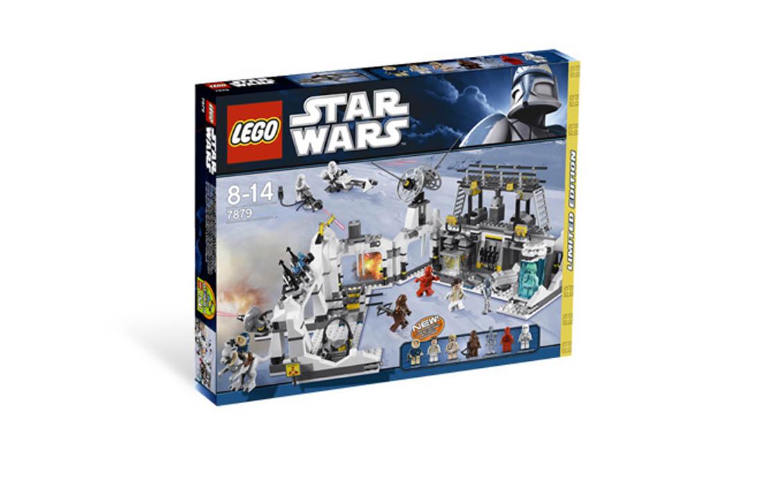 LEGO Star Wars База Эхо на планете Хот (7879)