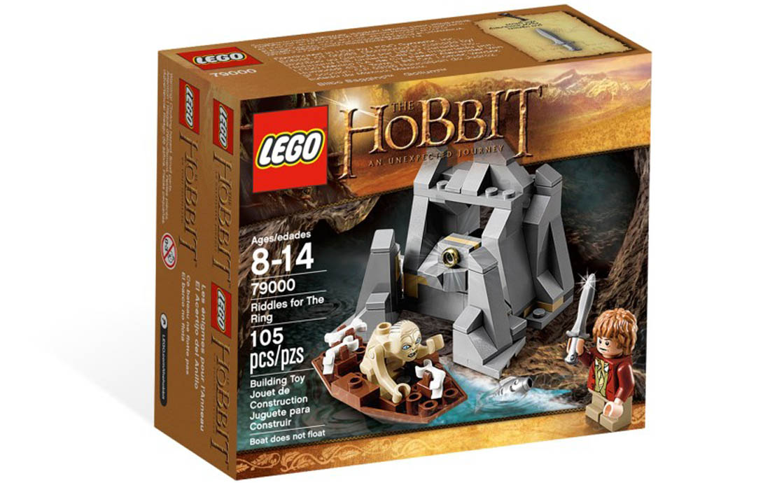 LEGO The Lord of the Rings Тайна кольца (79000)