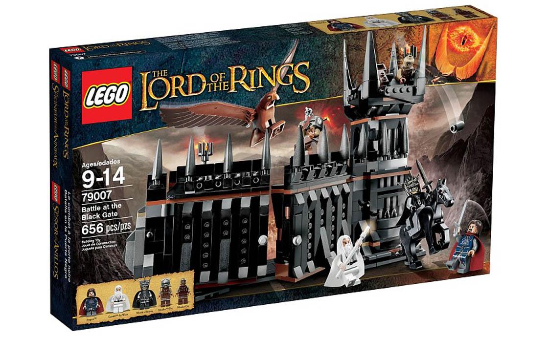 LEGO The Lord of the Rings Битва у Чёрных Врат (79007)