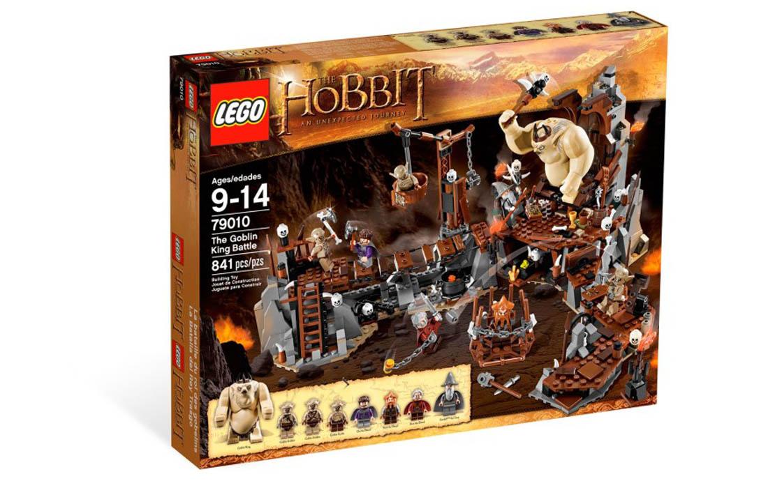 LEGO The Lord of the Rings Битва с королём гоблинов (79010)