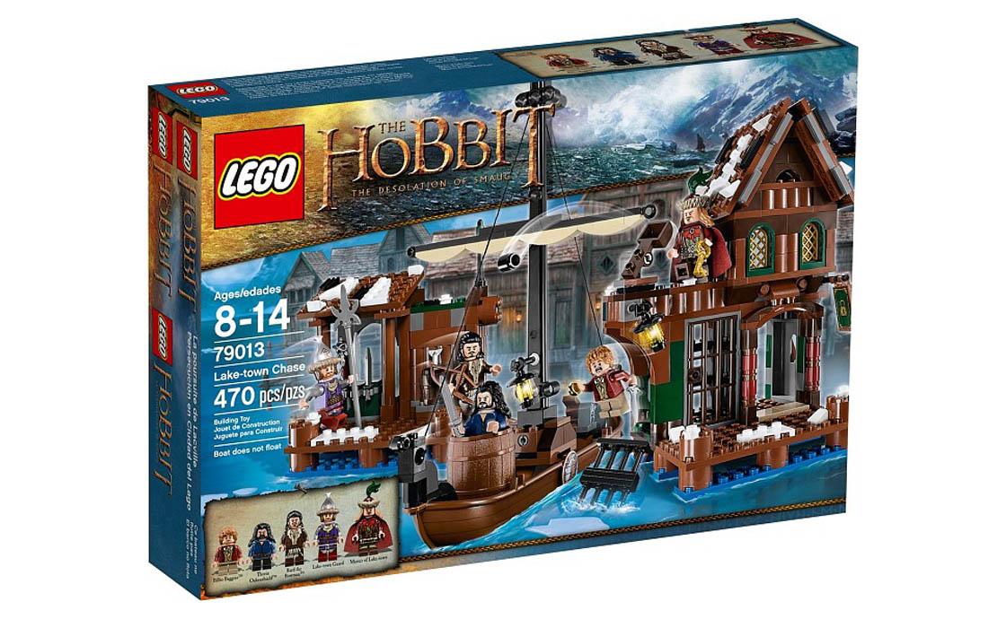LEGO The Lord of the Rings Погоня в Озёрном городе (79013)