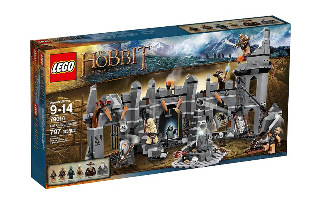 LEGO The Lord of the Rings Битва Дол Гулдура (79014)