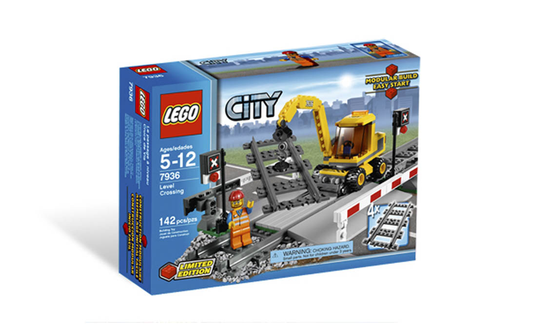 LEGO City Переезд (7936)