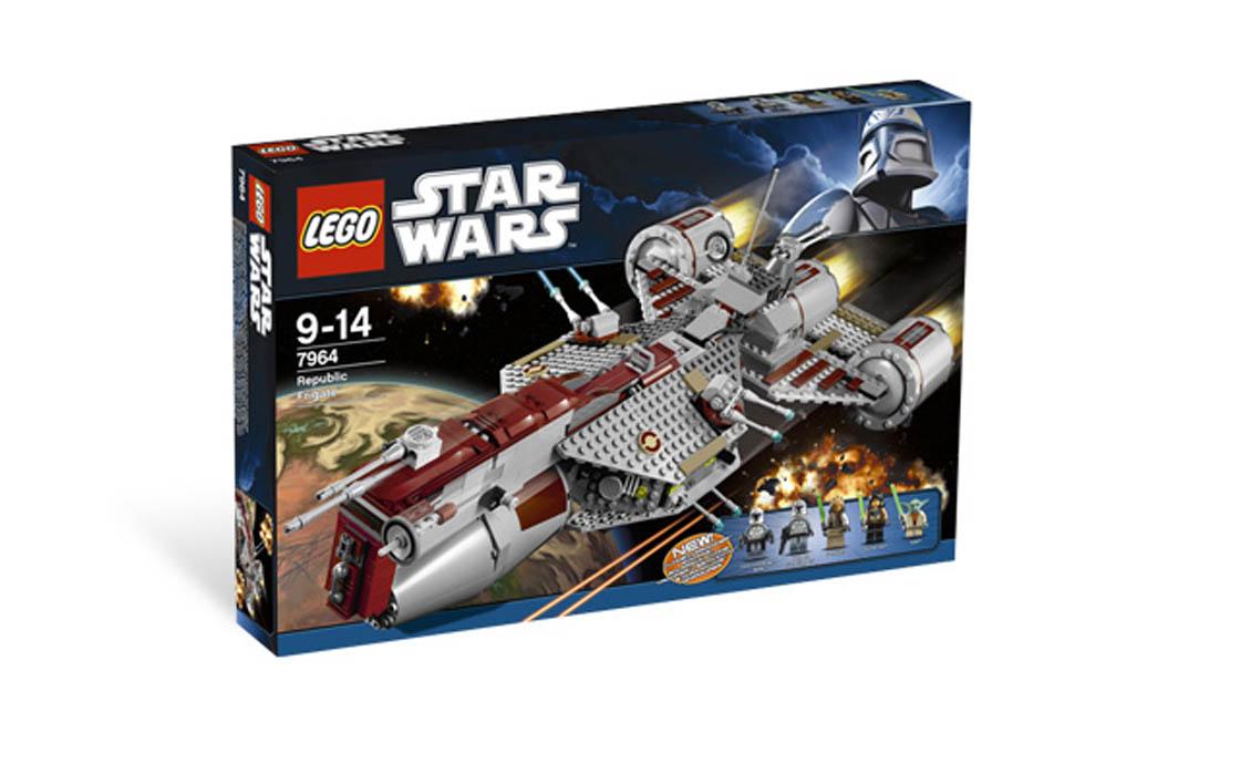 LEGO Star Wars Республиканский Фрегат (7964)
