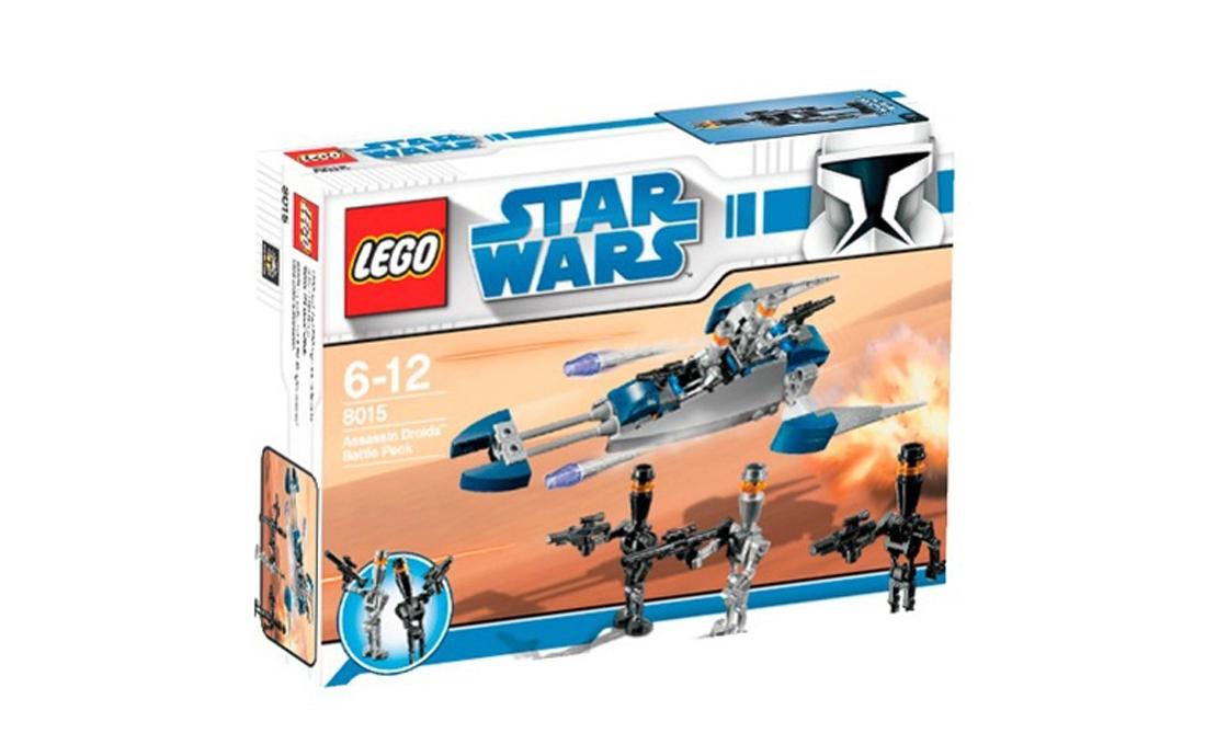 LEGO Star Wars Дроиды-Убийцы (8015)