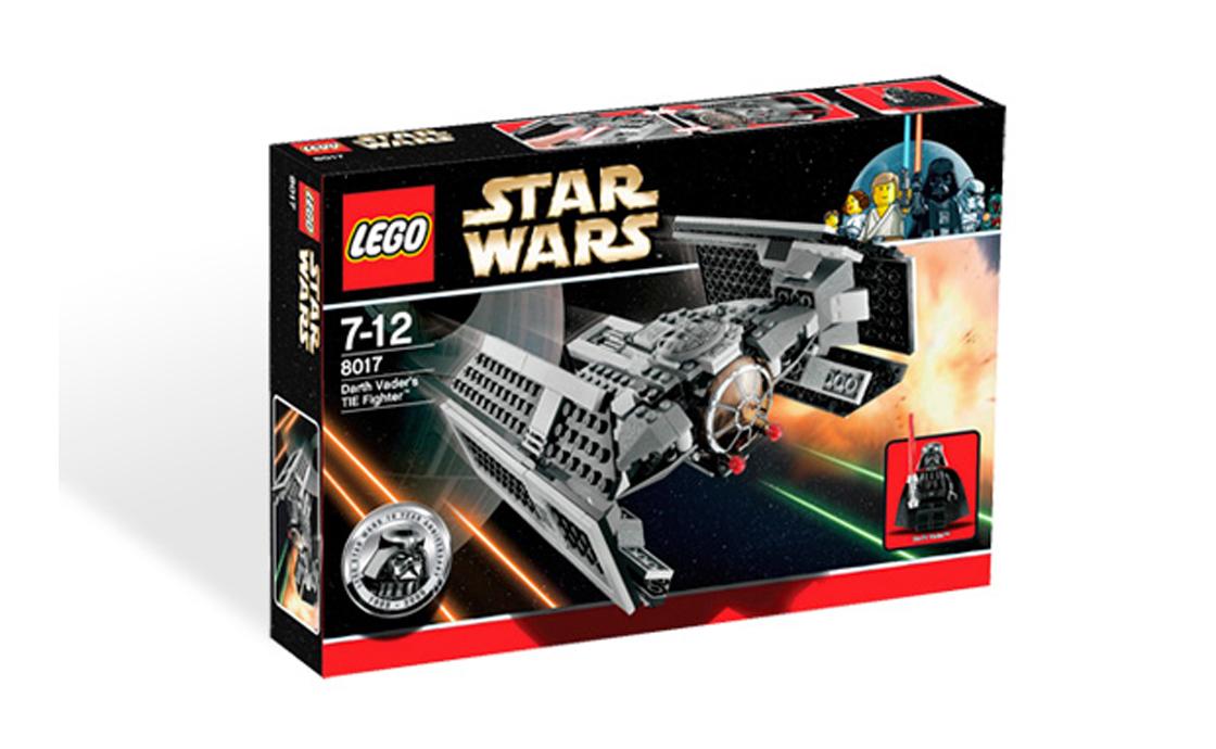 LEGO Star Wars TIE Истребитель Дарт Вейдера (8017)