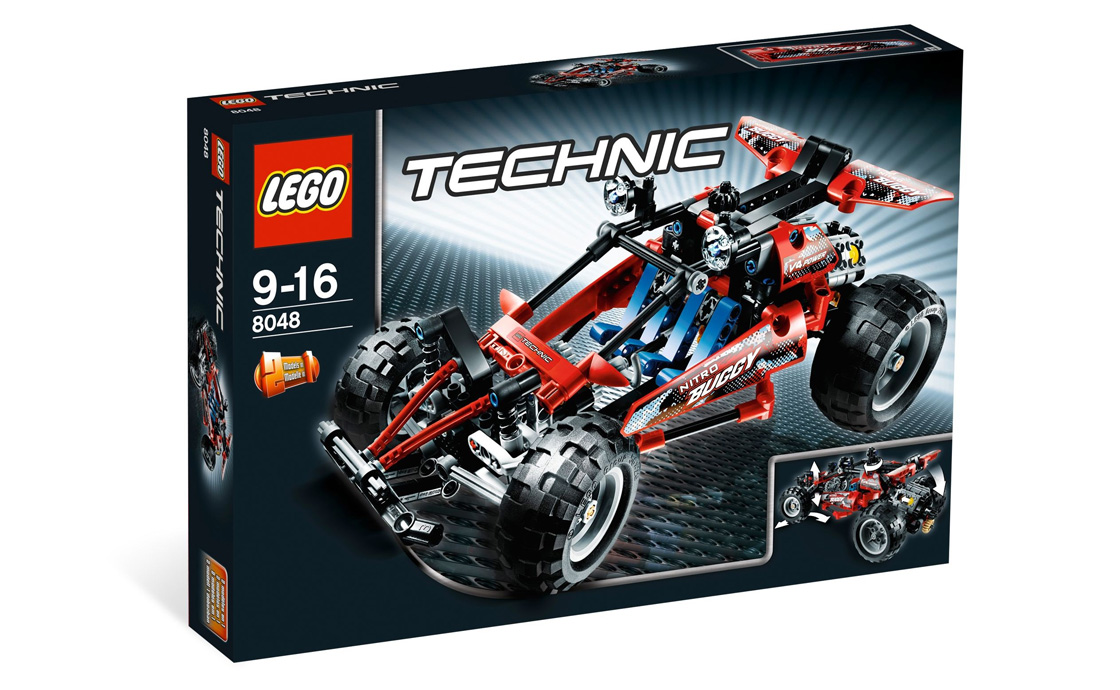 LEGO Technic Багги (8048)