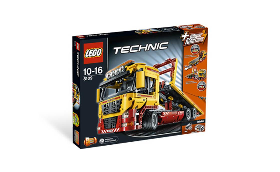 LEGO Technic Эвакуатор (8109)