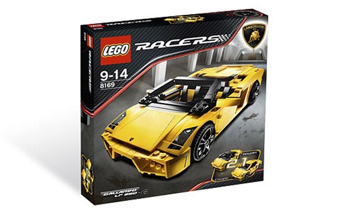 Racers Ламборджини Gallardo LP560-4 (8169)