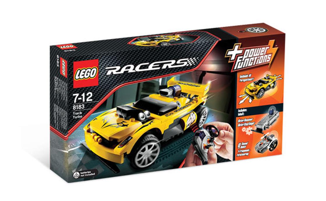 Racers GT турбо RC (8183)