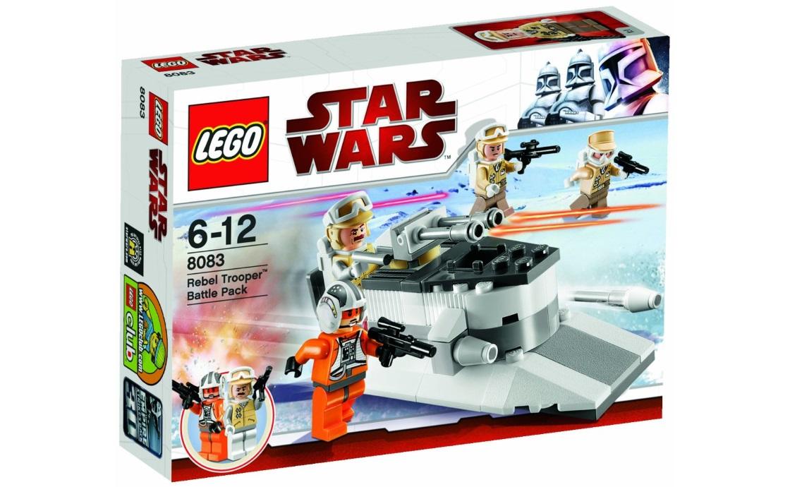 LEGO Star Wars Боевое подразделение повстанцев (8083)