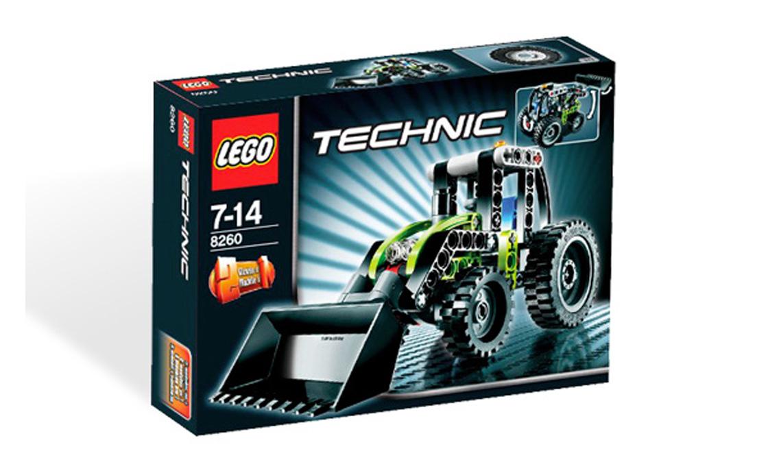 LEGO Technic Трактор (8260)
