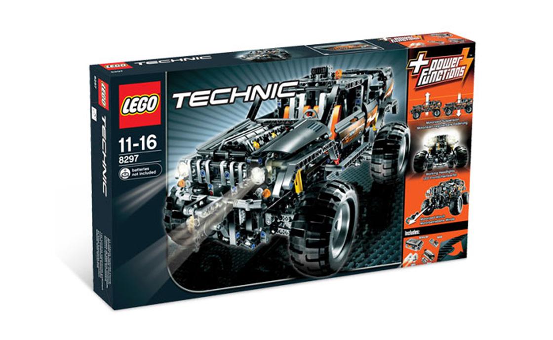 LEGO Technic Внедорожник (8297)