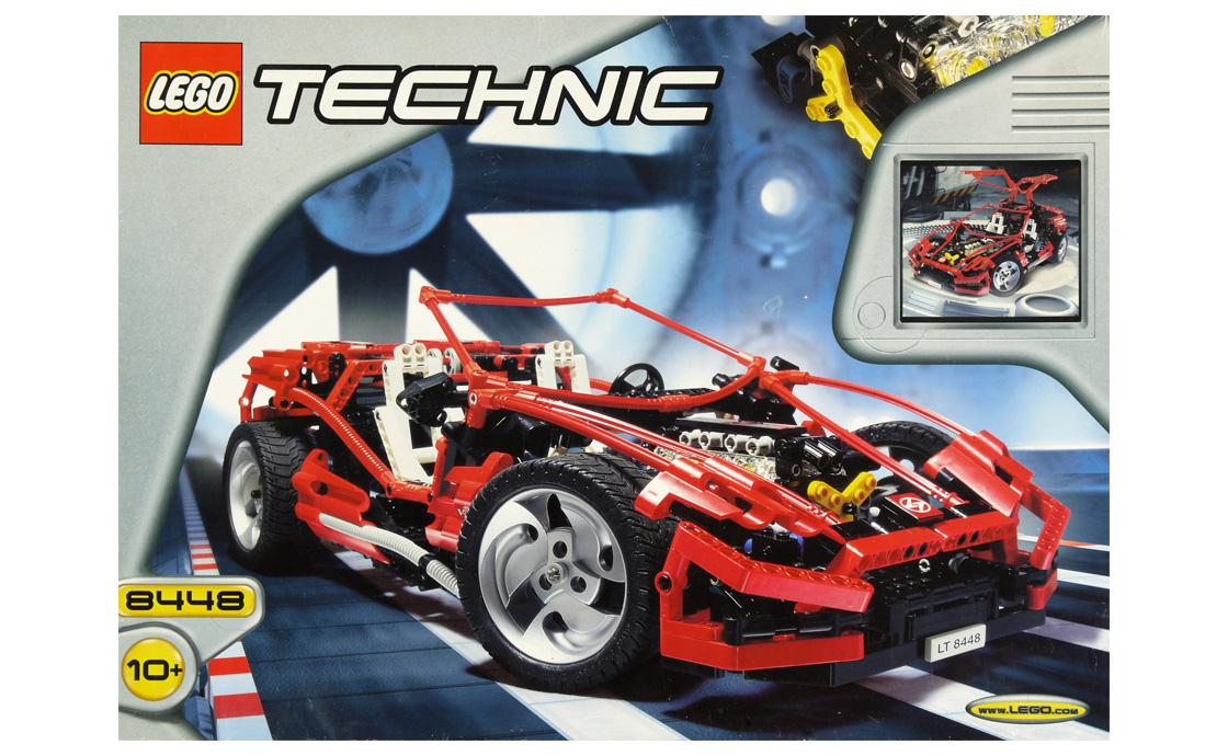 LEGO Exclusive Super Street Sensation (Уличная супер-сенсация) (8448)