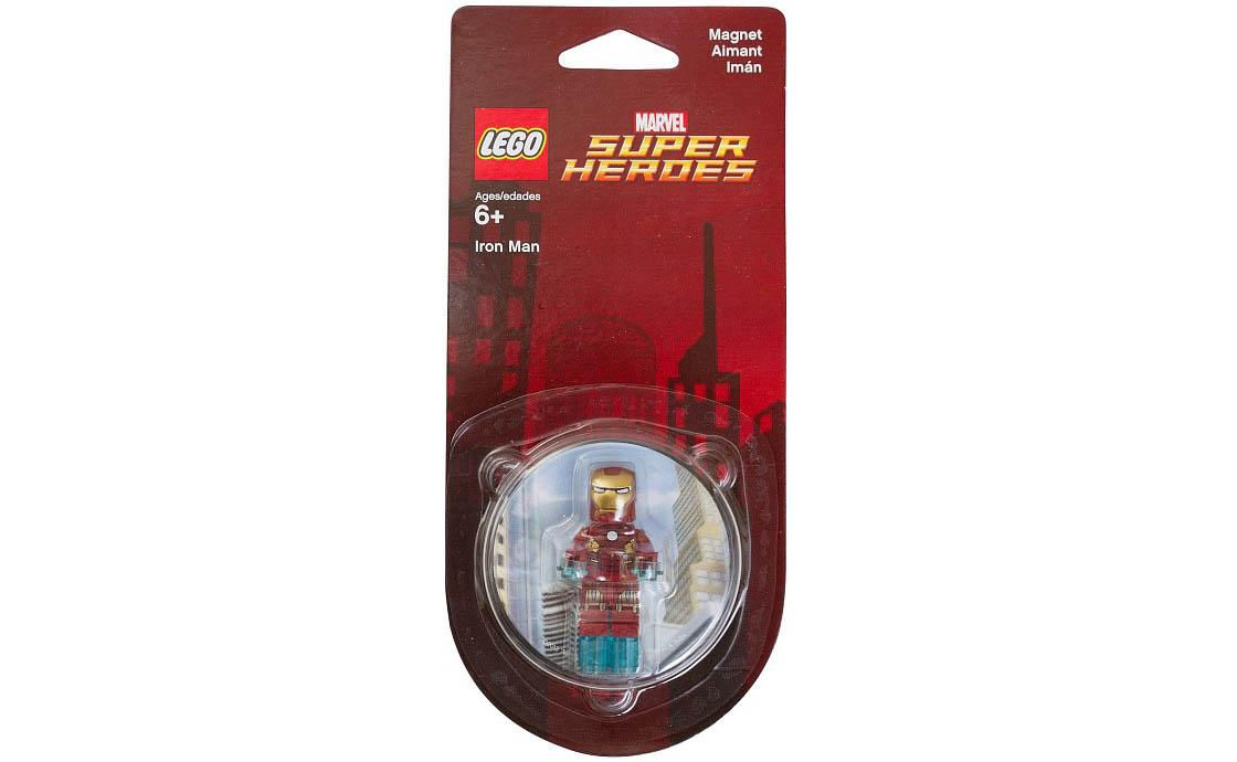 LEGO Super Heroes Магнит Железный Человек (850673)
