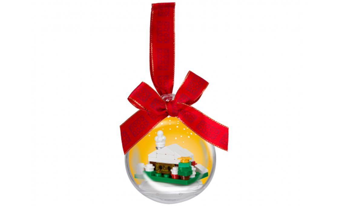 LEGO Accessories Ёлочный шар с домиком (850949)