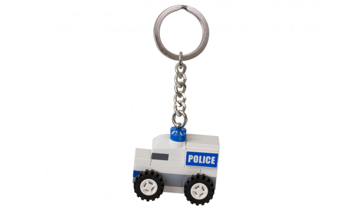 """LEGO Accessories Брелок """"Полицейская машинка"""" (850953)"""