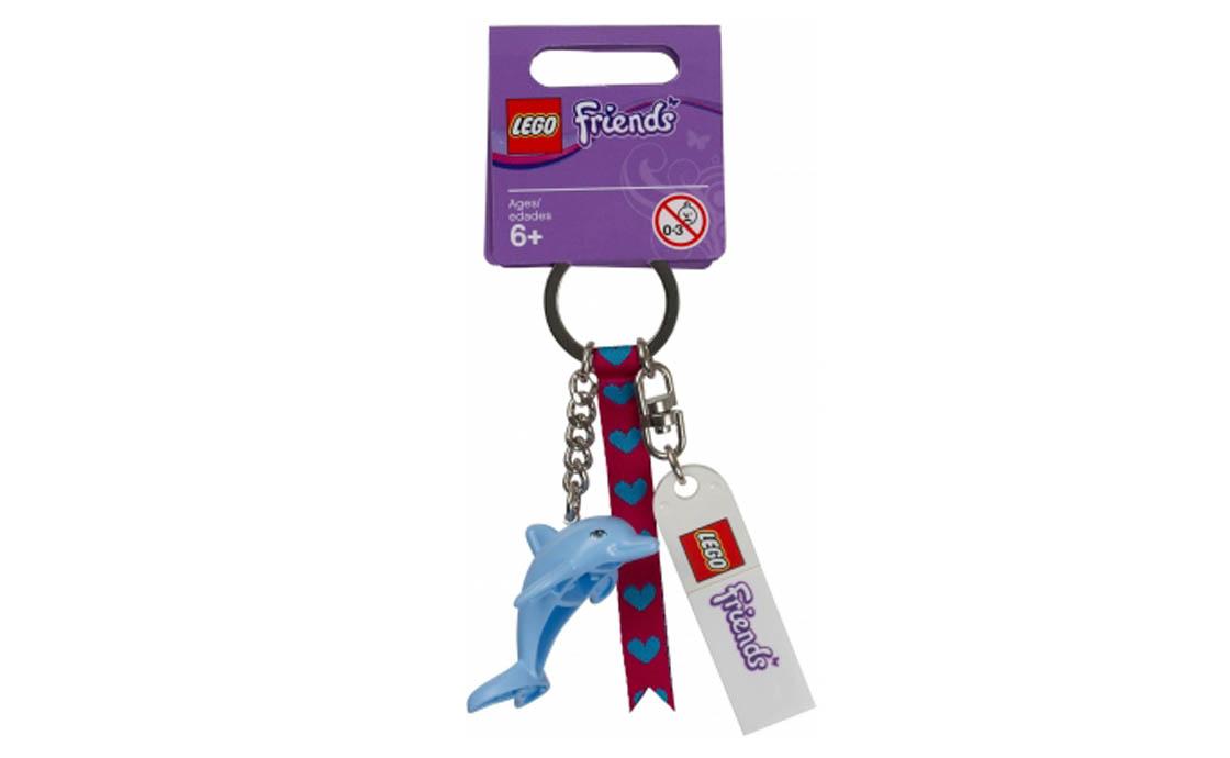 "LEGO Accessories Брелок ""Дельфинчик"" (851324)"