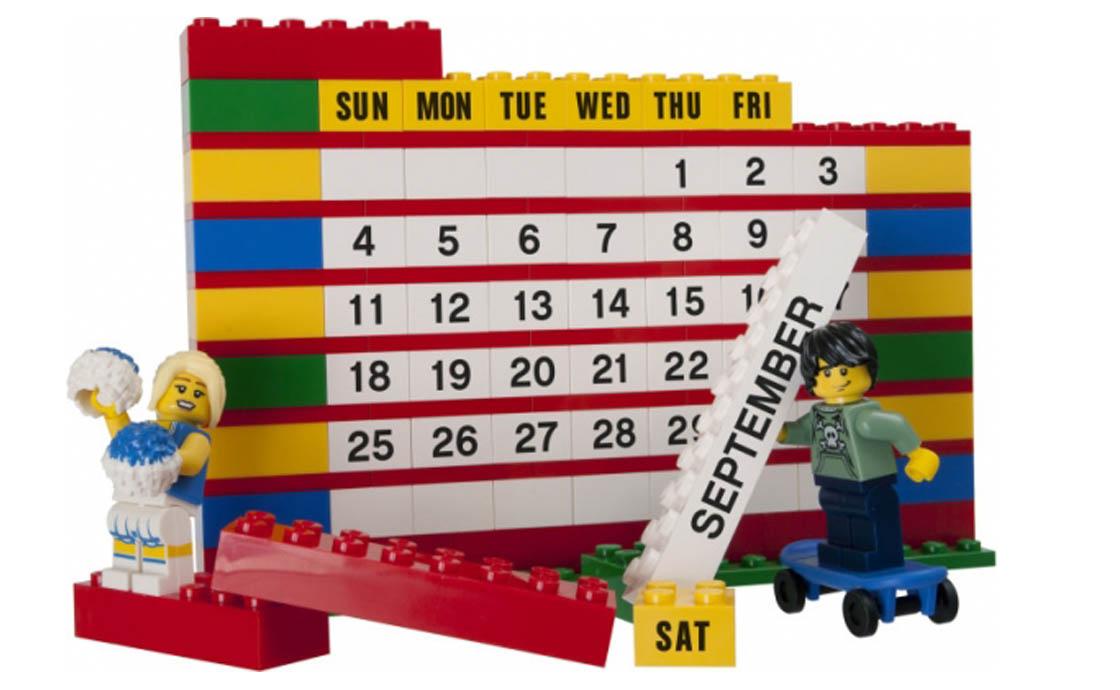 LEGO Accessories Календарь (853195)