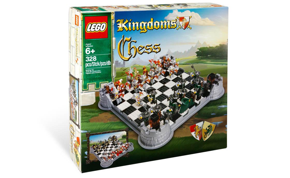 LEGO Games Набор Королевских шахмат (853373)