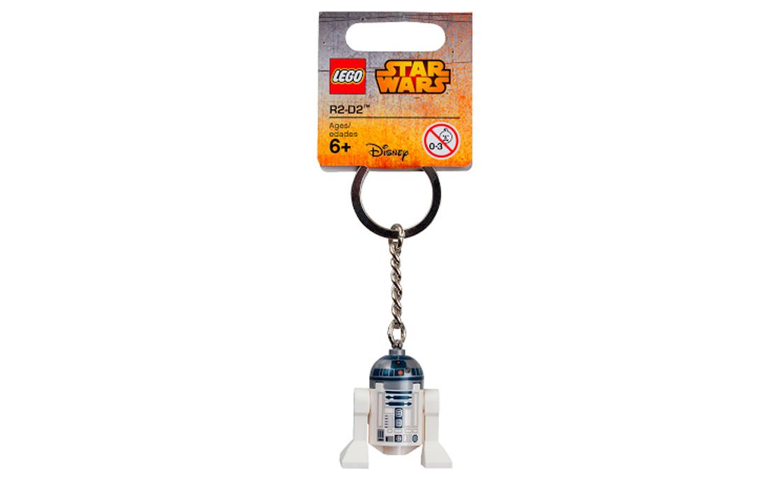 LEGO Accessories Брелок R2-D2 (853470)