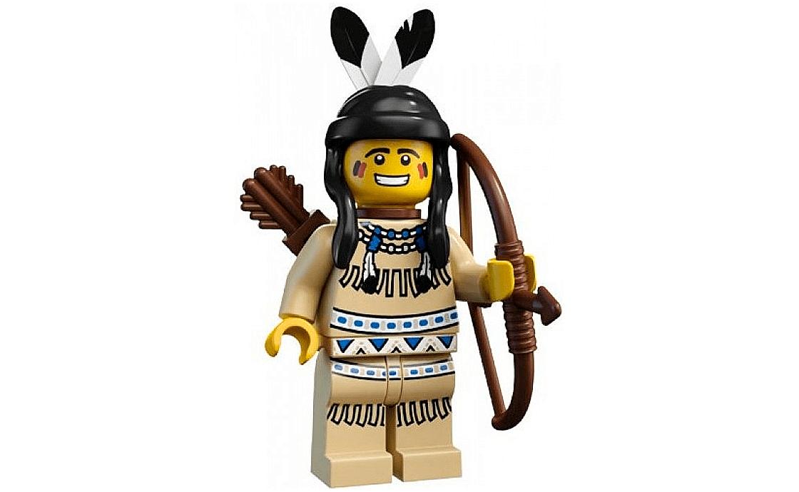LEGO Minifigures Индеец (8683-1)