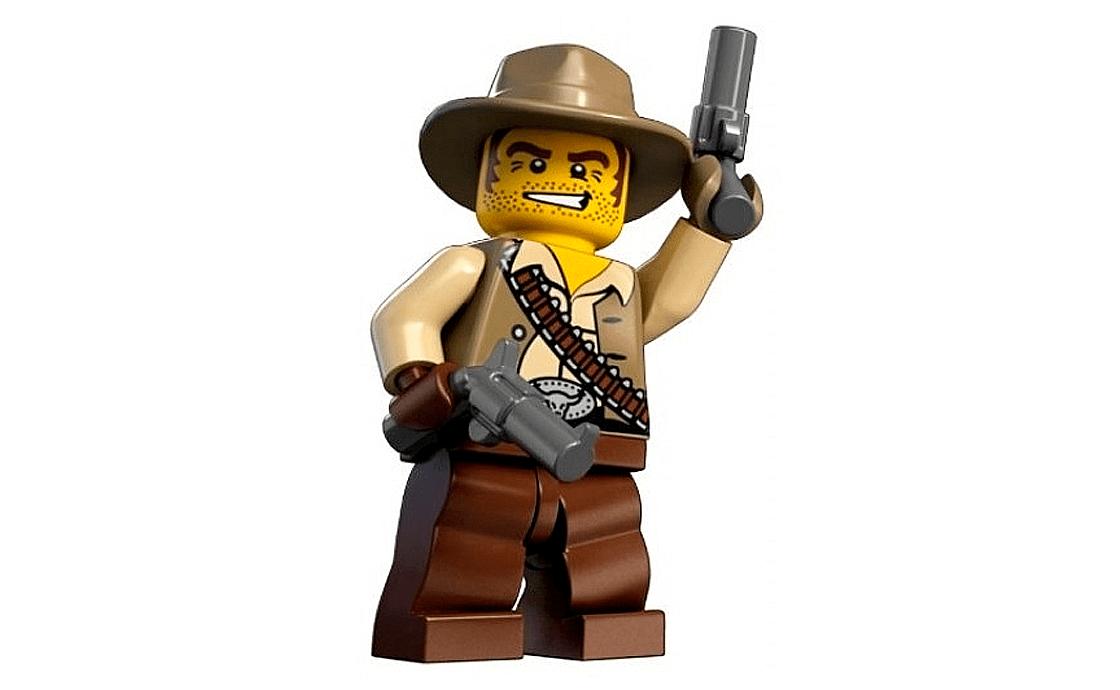 LEGO Minifigures Ковбой (8683-16)