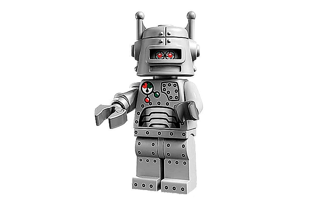 LEGO Minifigures Робот (8683-7)