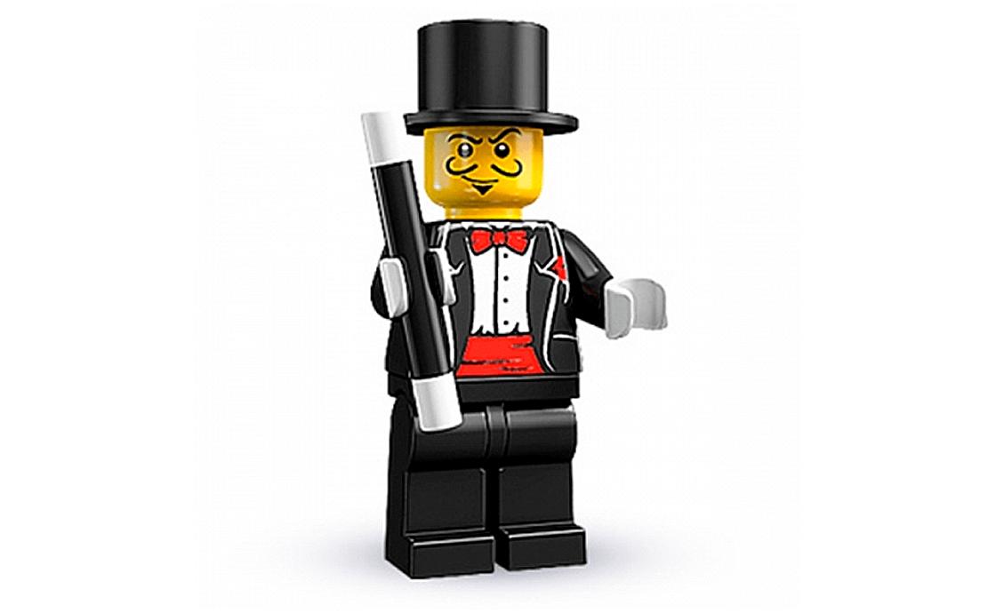 LEGO Minifigures Фокусник (8683-9)