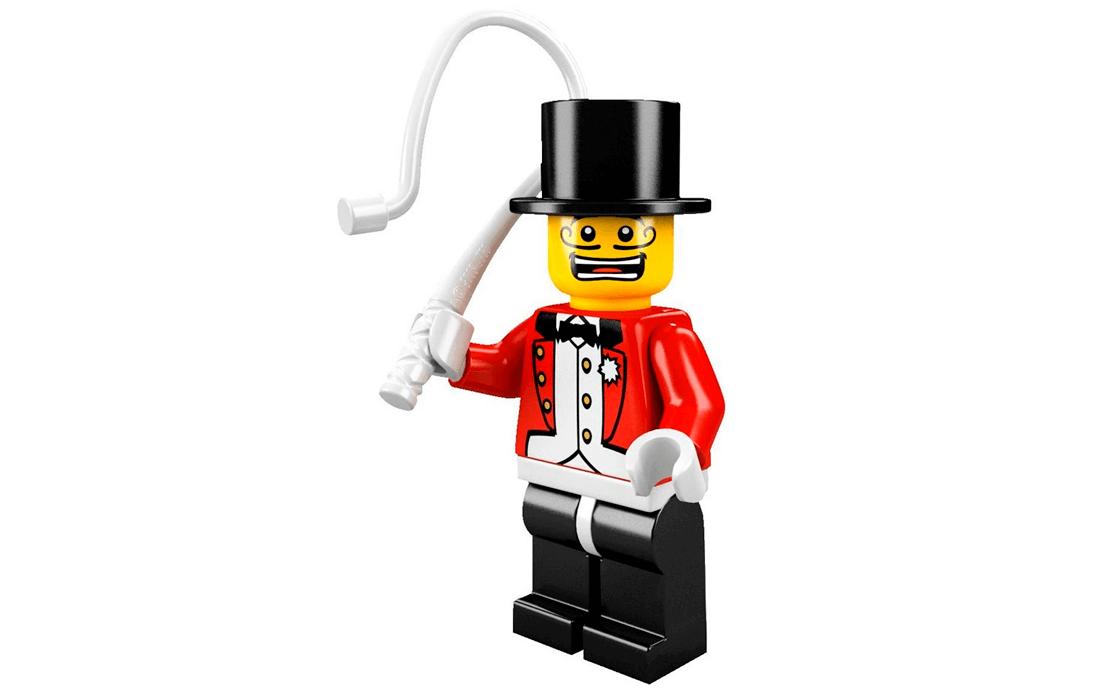 LEGO Minifigures Дресировщик (8684-3)