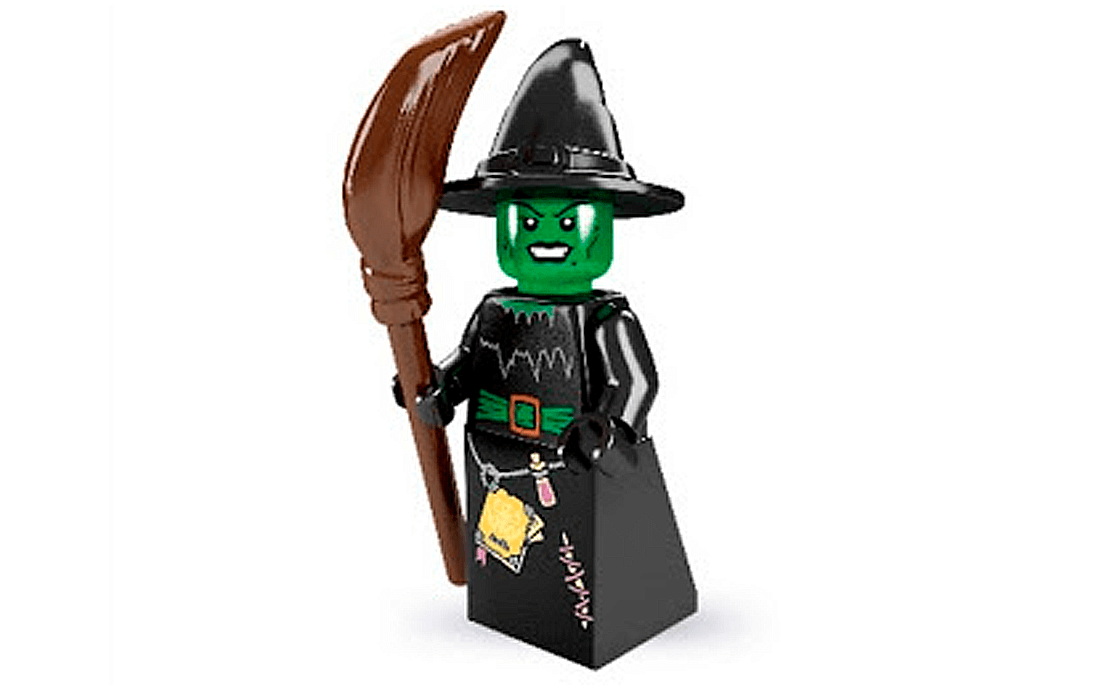 LEGO Minifigures Ведьма (8684-4)