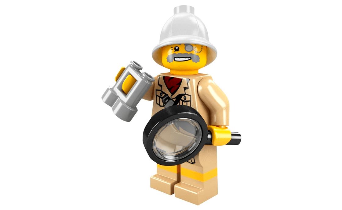 LEGO Minifigures Исследователь (8684-7)