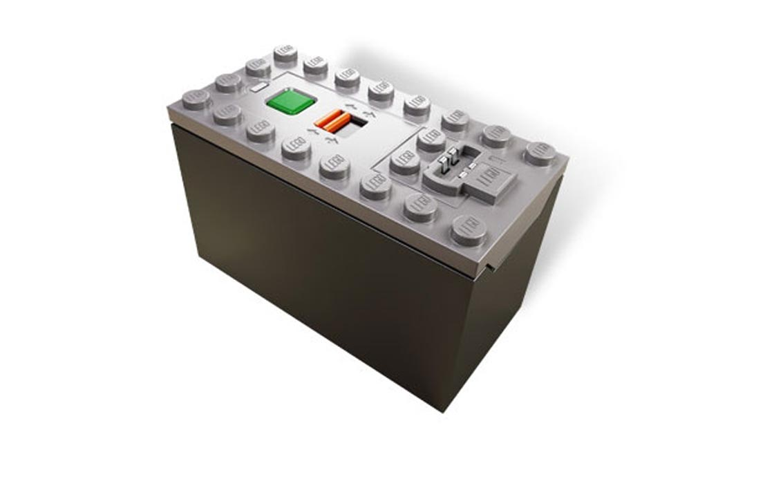 LEGO Education Блок батареек AAA (88000)