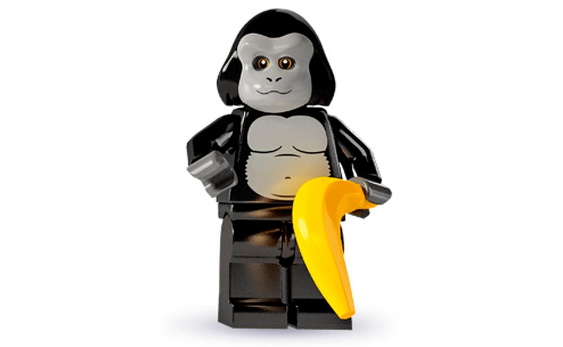 LEGO Minifigures Парень в костюме гориллы (8803-12)