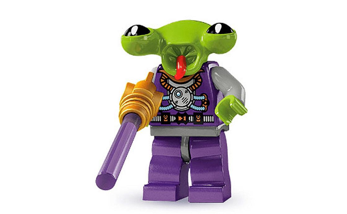 LEGO Minifigures Космический пришелец (8803-13)