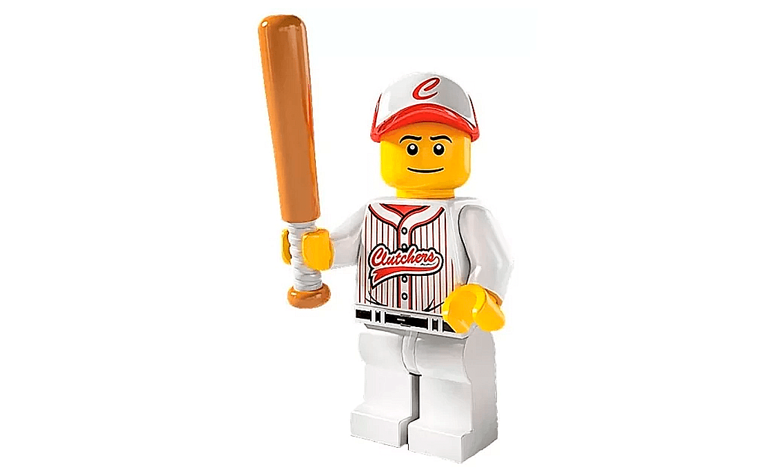 LEGO Minifigures Бейсболист (8803-16)