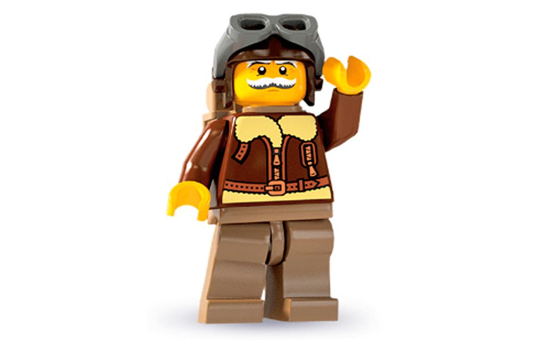 LEGO Minifigures Пилот (8803-2)