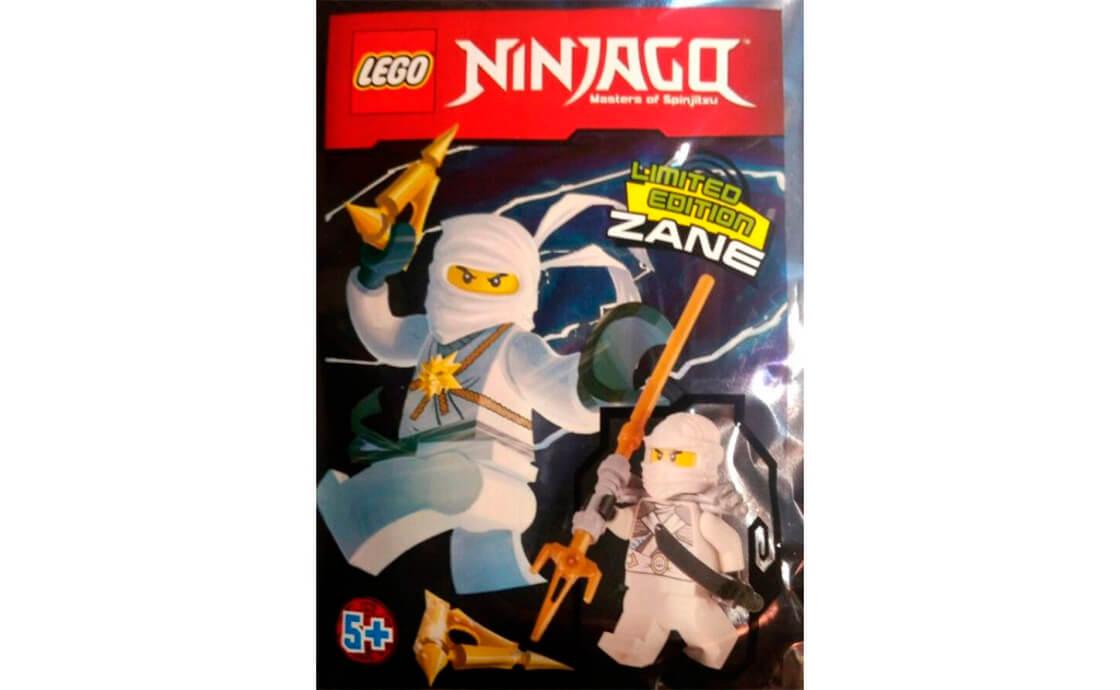 LEGO NINJAGO Зейн Limited Edition (891507)