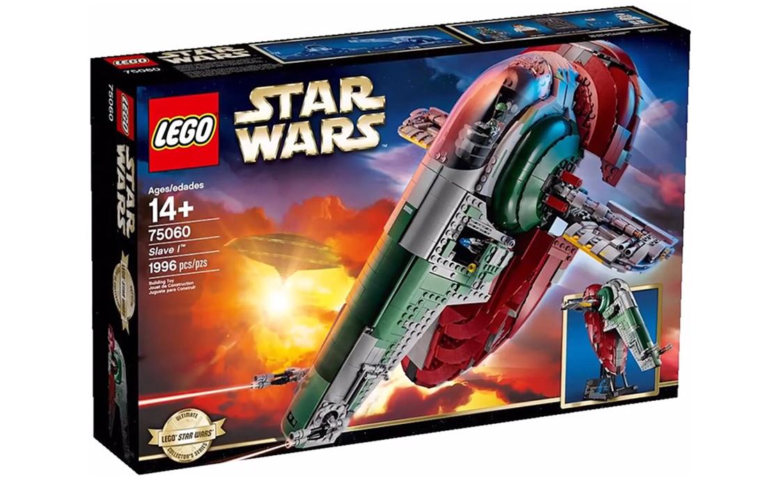 LEGO Star Wars Раб I Star Wars (75060)