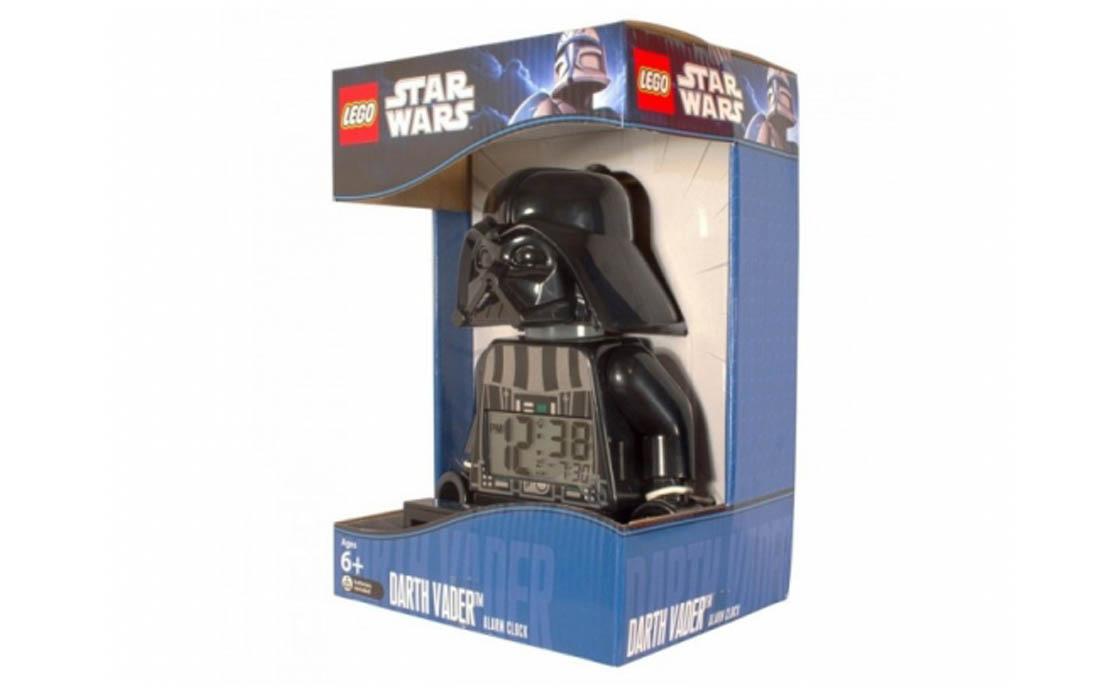 Часы LEGO Star Wars Дарт Вейдер Часы/Будильник (9002113)