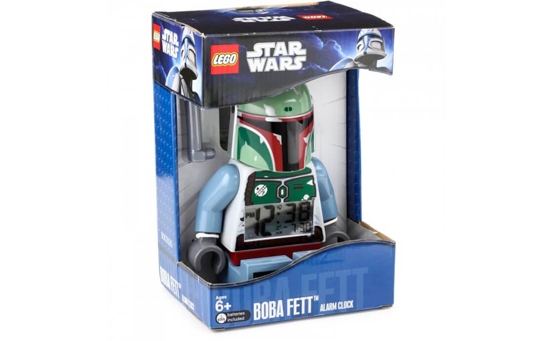 Годинник Будильник Боба Фетт Star Wars (9003530_1)
