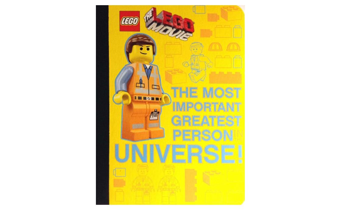 LEGO Accessories Блокнот The LEGO Movie (LG06682)