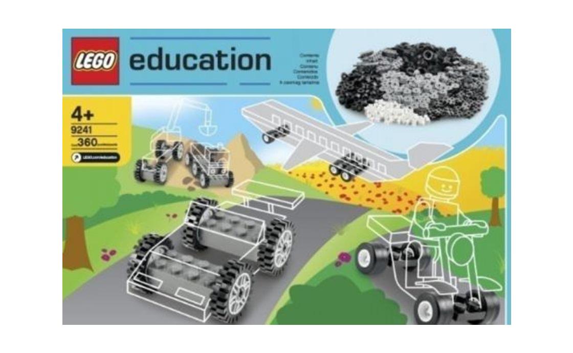 LEGO Education Набор Колес (9241)