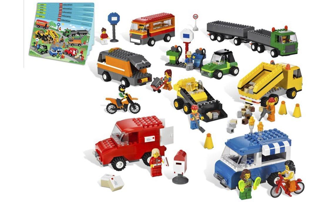 LEGO Education Общественный и муниципальный транспорт (9333)