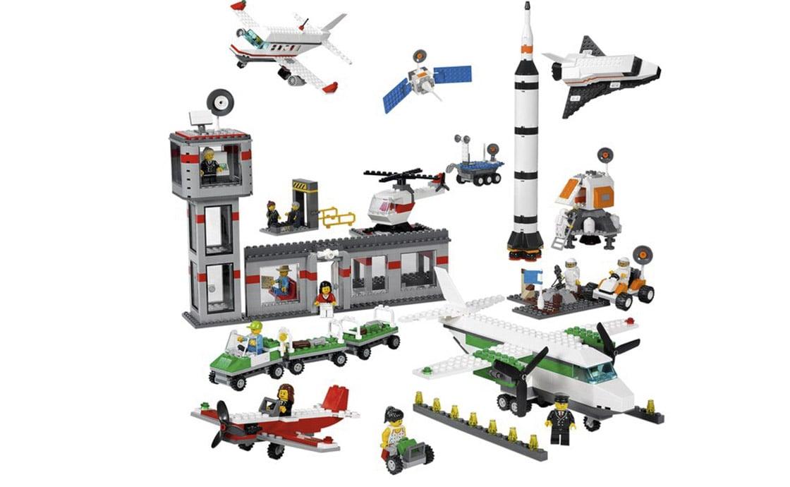 LEGO Education Космос и аэропорт (9335)