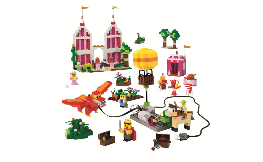 LEGO Education Декорации (9385)