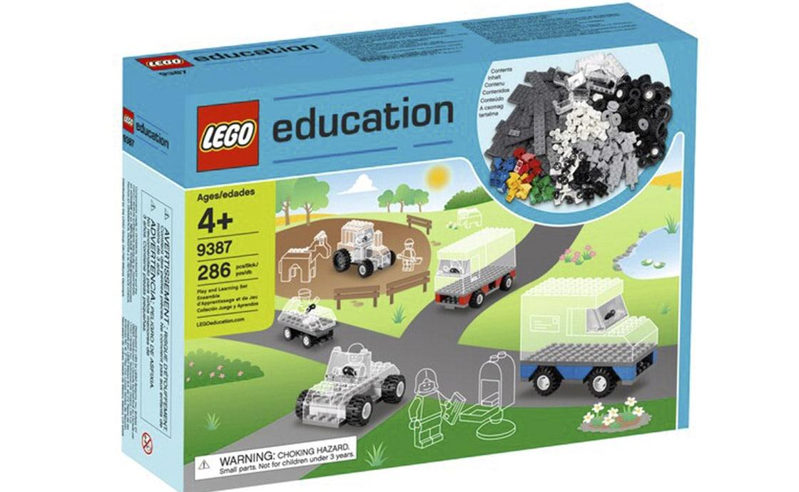 LEGO Education Набор колес (9387)